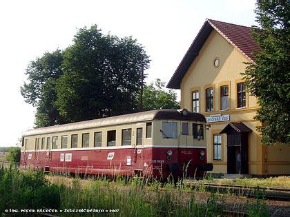 Železničná stanica Záhorská Ves