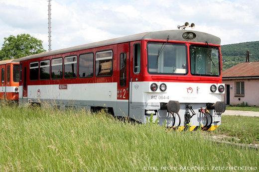 812.064-4 - posledný vyrobený MV radu 812