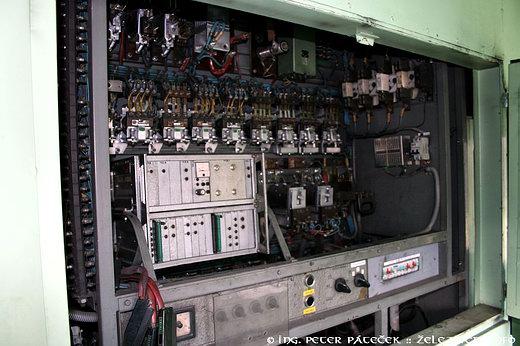 Elektrický rozvádzač