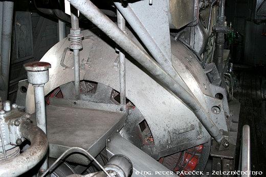 Trakčný generátor (dynamo) TD 802C
