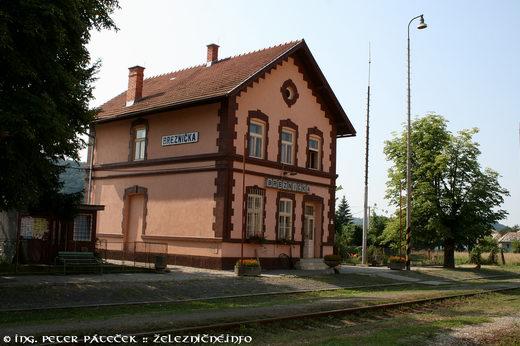 Železničná stanica Breznička