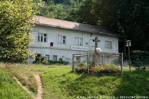 Železničná stanica Katarínska Huta