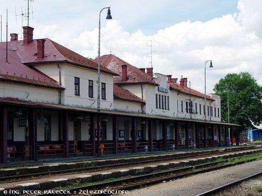Železničná stanica Lučenec