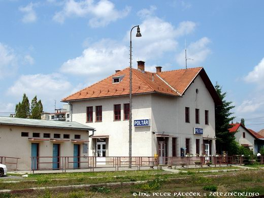 Železničná stanica Poltár