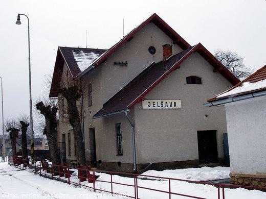 Stanica Jelšava