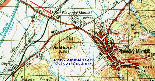 Plavecký Mikuláš - trať 112