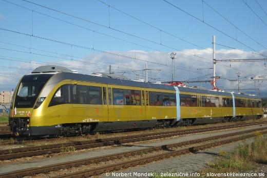 Pápežský vlak TOTUS TUUS odstavený v Prešove