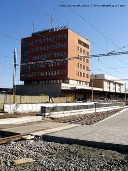 Rekonštrukcia žst. Prešov
