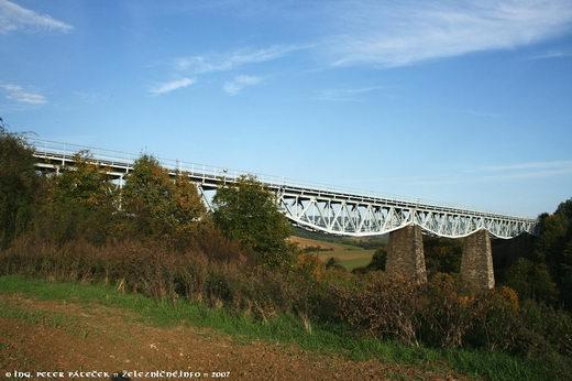 viadukty na trati 193