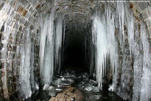 Tunel pod Homôlkou - Kopráš