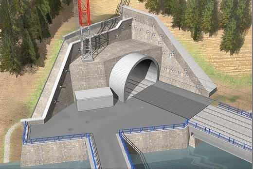 tunel Turecký vrch