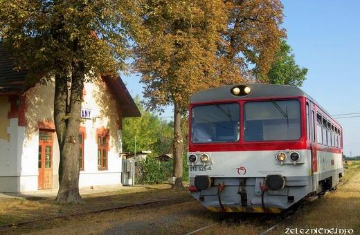 Stanica Vlčany