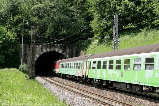 Kraľoviansky tunel