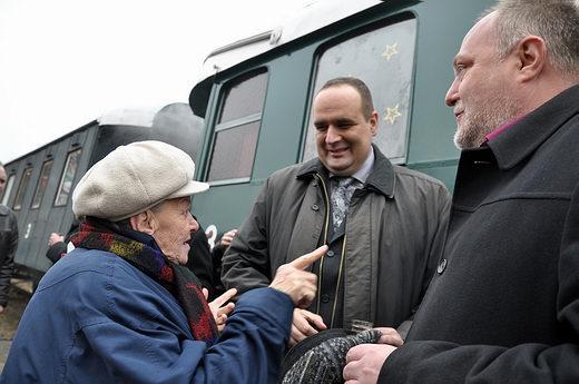 100. výročie železničnej trate Zohor-Záhorská Ves
