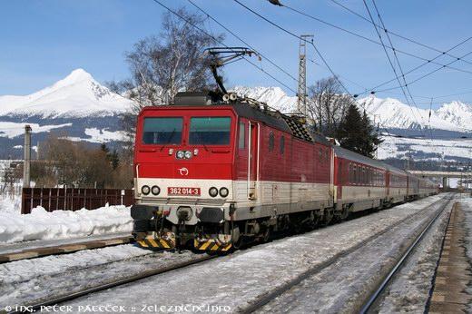 Ex 120 Košičan s 362.014-3