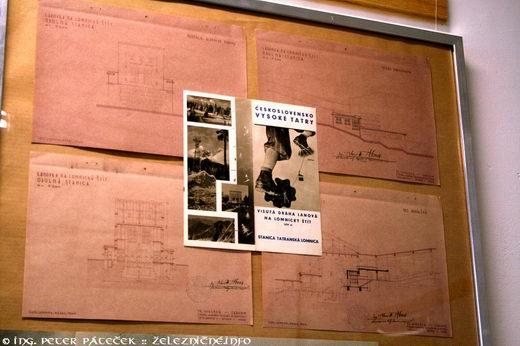 Železnice v archívoch