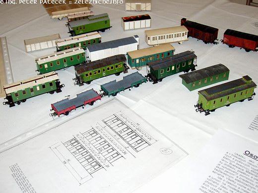 Železnice v kaštieli
