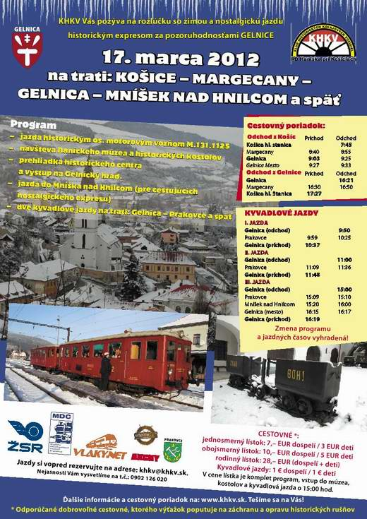 Košice - Gelnica