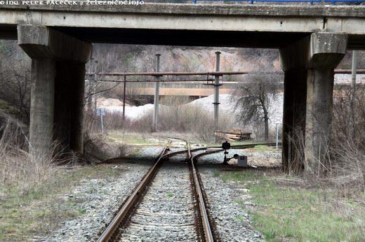 trať 160 - Slavec