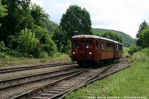 Historický expres Košice - Medzev