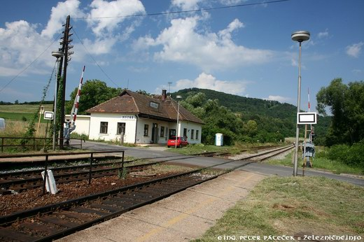 Výlet za vlakmi
