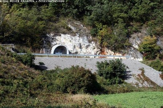 Tunel pod Tureckým vrchom