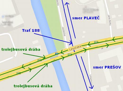 Prešov - Levočská