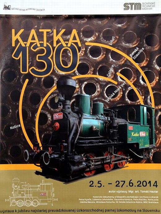 130 rokov Katky