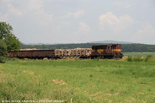 trať 168