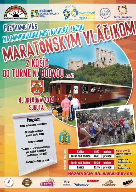 Maratónsky vláčik