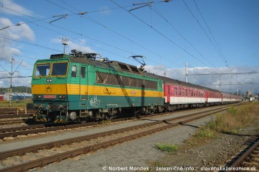 R 932 Domica do Zvolena a Bratislavy
