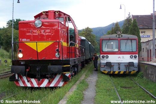 Mimoriadny vlak