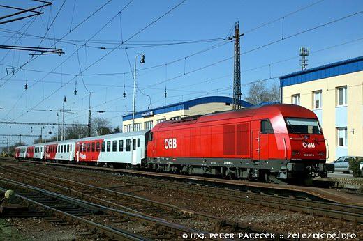 REX Wien - Bratislava - Wien