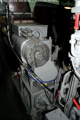 Elektrický rušeň 36x
