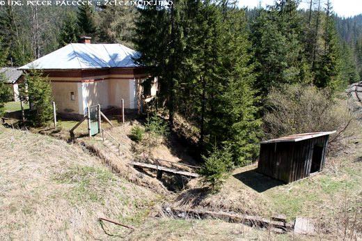 Jarabský tunel 2. - strážny domček