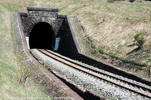 Telgártsky tunel - portál P 2