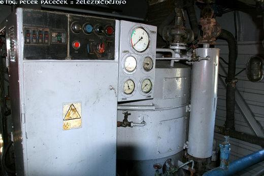 Parný generátor PG 500