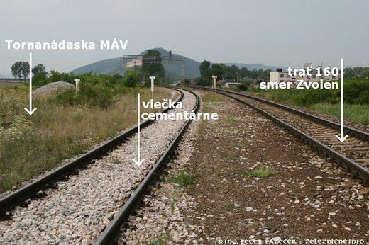 Tornanádaska MÁV - Turňa nad Bodvou