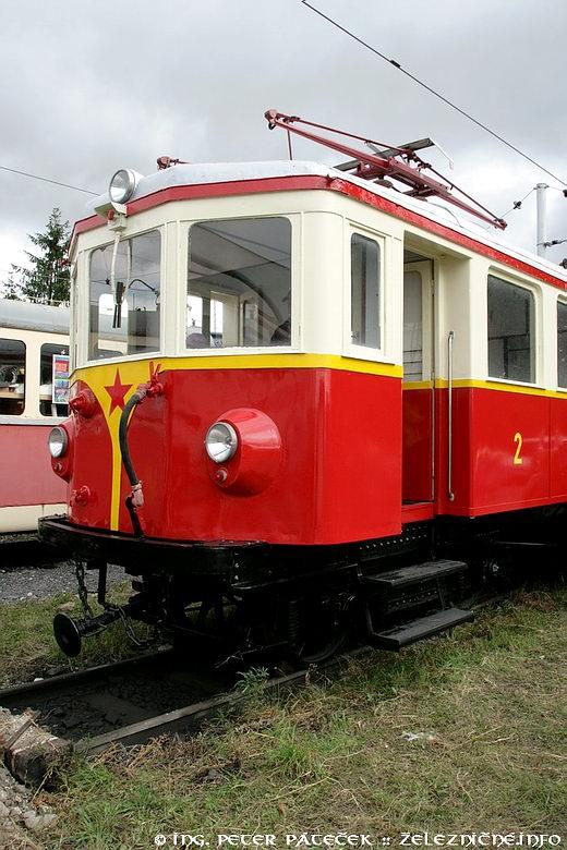 Elektrický motorový vozeň ČSD EMU 49.001