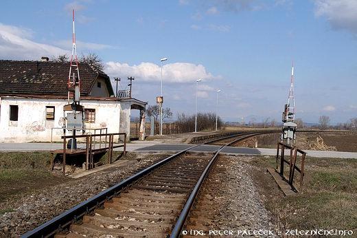 Zastávka Abovce