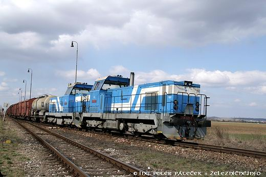 Motorové rušne 736.021 a736.019 naPn