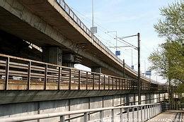 Železničná estakáda