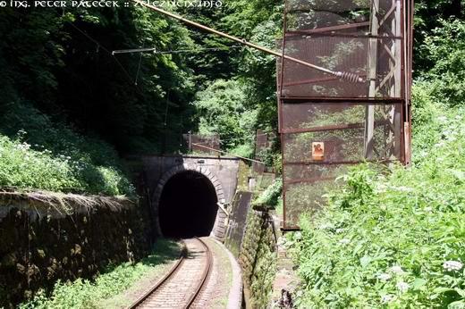 Jablonický tunel