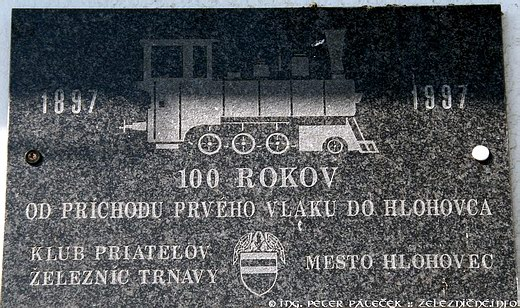 Hlohovec - trať 141