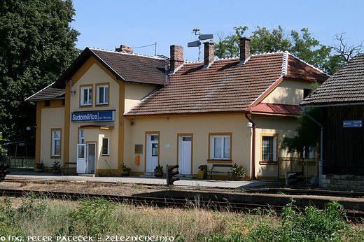 Sudoměřice nad Moravou (ČD)