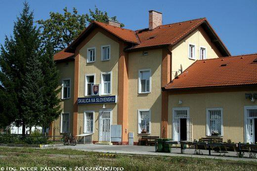 Skalica na Slovensku