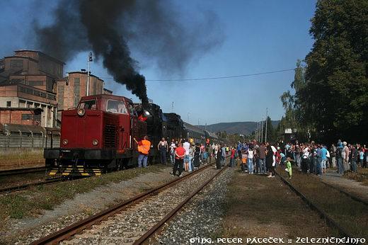 80 rokov trate Handlová - Horná Štubňa
