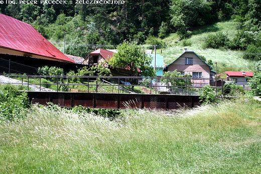 Smolnícka Huta - most nadSmolníkom