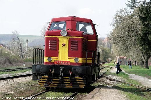 T 444.0060 v Čachticiach