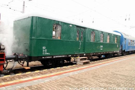 Poštový vozeň F 2-2309